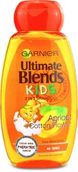 Garnier Ultimate Blends Kids Apricot No Tears Shampoo 250ml