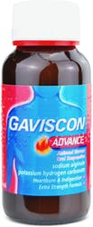 Gaviscon Advance Aniseed Flavour 150ml