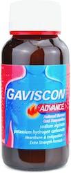 Gaviscon Advance Aniseed Flavour 150ml