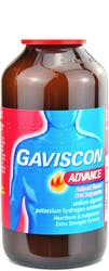 Gaviscon Advance Aniseed 300ml