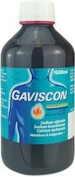 Gaviscon Original Peppermint 600ml