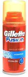 Gillette Fusion ProGlide Hydrating Shave Gel 75ml