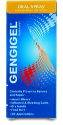 Gingergel Oral Spray 20ml