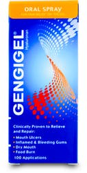 Gingergel Oral Spray 20ml