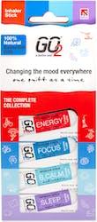 GO2 Essential Oil Inhaler Sticks 4 Pack