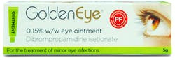 Golden Eye Ointment 5g