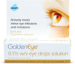 Golden Eye Drops 10ml