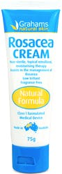 Grahams Natural Rosacea Cream 75g