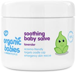 Green People Organic Babies Soothing Salve Cream 100ml