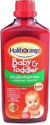 Haliborange Multivitamin Tasty Orange Liquid 1 Month+ 250ml