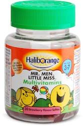 Haliborange Multivitamins Strawberry Flavour 30 Softies