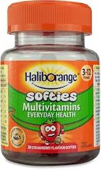 Haliborange Strawberry Multi Vitamins Softies 30s