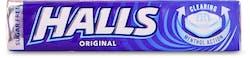 Halls Soothers Original Sugar-Free 32g