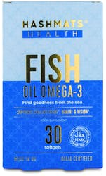 Hashmats Fish Oil Omega-3 EPA & DHA 30 Softgels