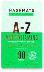 Hashmats Health A-Z Multivitamins 90 tablets