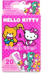 Hello Kitty Plasters 20s