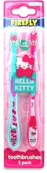 Hello Kitty Tooth Brush Twin Pack