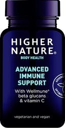 Higher Nature Advanced Immune Support 60 Capsules