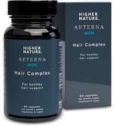 Higher Nature Aeterna Men Hair Complex 60 Capsules