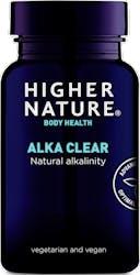 Higher Nature Alka Clear 180 Capsules