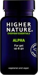 Higher Nature Alpha 30 Capsules
