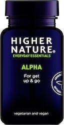 Higher Nature Alpha 90 Capsules