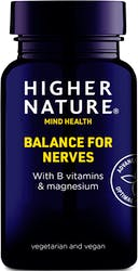 Higher Nature Balance for Nerves 90 Capsules