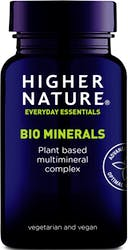 Higher Nature Bio Minerals 90 Tablets