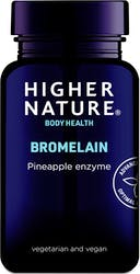 Higher Nature Bromelain 30 Capsules