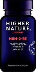 Higher Nature Mum-2-Be 90 Tablets