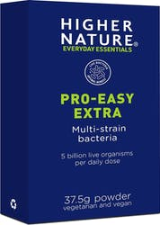 Higher Nature Pro Easy Extra Live Bacteria Powder 37.5g