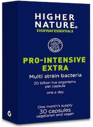 Higher Nature Pro-Intensive Extra 30 Capsules