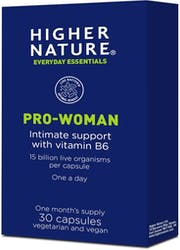 Higher Nature Pro-Woman 30 Capsules