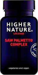 Higher Nature Saw Palmetto Complex 30 Capsules