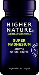 Higher Nature Super Magnesium 90 Capsules