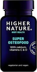 Higher Nature Super OsteoFood 90 Tablets