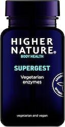 Higher Nature Supergest 30 Capsules