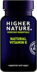 Higher Nature True Food Vitamin E 180 Capsules