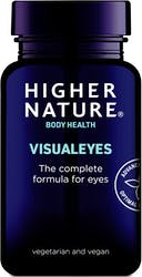 Higher Nature Visualeyes 30 Capsules