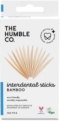Humble Bamboo Toothpicks 100s