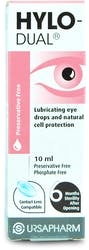 Hylo-Dual Eye Drops 10ml