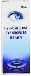 Hypromellose Eye Drops Bp 0.3% w/v
