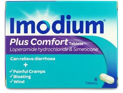 Imodium Plus Comfort 6 Tablets