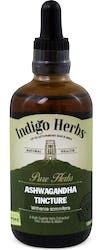 Indigo Herbs Ashwagandha Tincture 100ml