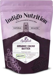 Indigo Nutrition Organic Cacao Butter 500g