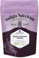 Indigo Nutrition Reishi Mushroom Powder 50g
