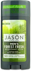 Jason Men's Deodorant Stick Forest Fresh 71g