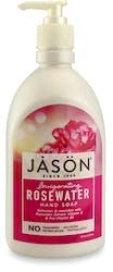 Jason Rosewater Hand Soap 473ml