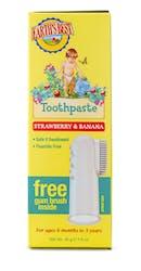 Jason Toddler Toothpaste -Strawberry & Banana