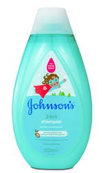 Johnson's Baby 2-In-1 Shampoo 500ml